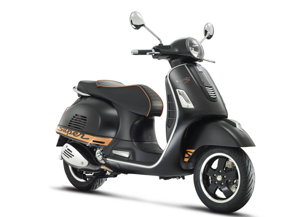 VESPA GTS 300 SUPER SPORT IE