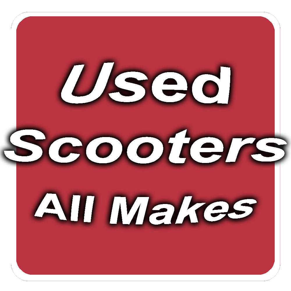 Used Scooters All Makes